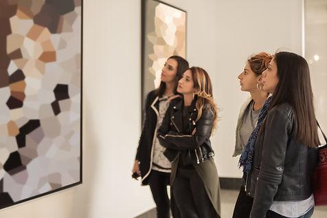 Museum Art Showing