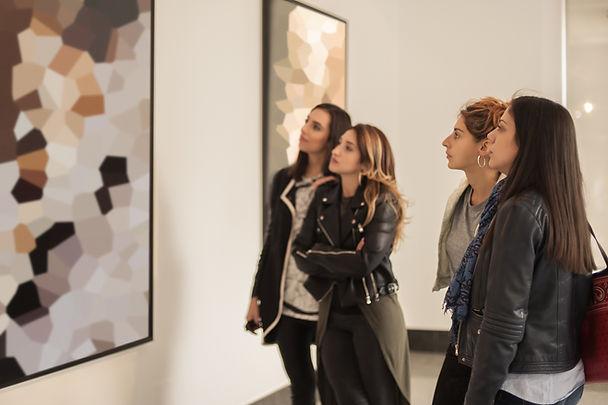Galerie montrant