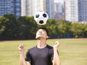 スポーツ中の脳震盪:首を鍛えれば予防できる!?