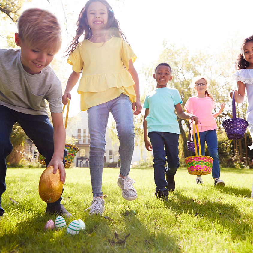 Easter Egg Hunt and Food Truck
