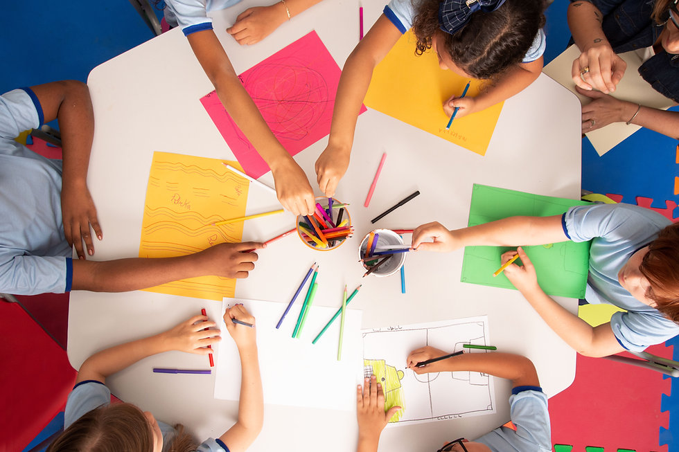 art therapy for young children