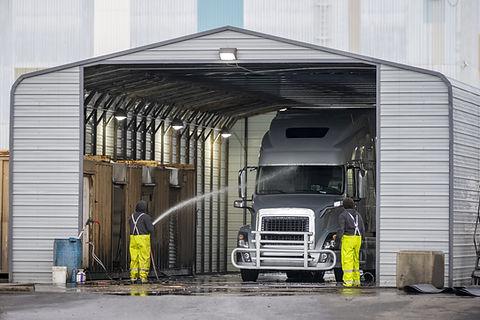 Truck Washing
