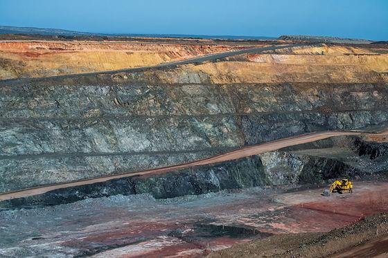 Minería Terrestre