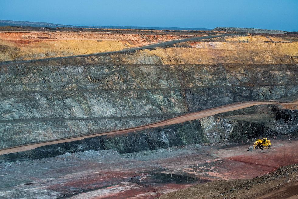 Land Mining