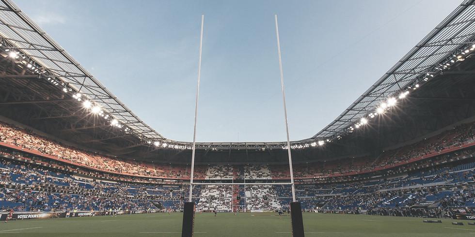 Rugby Autumn International Week 3