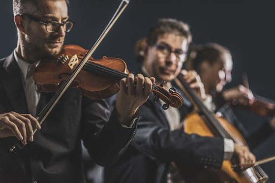 Violin Players