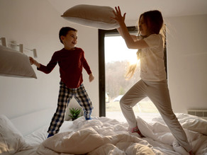 Tips to Manage Sibling Rivalry