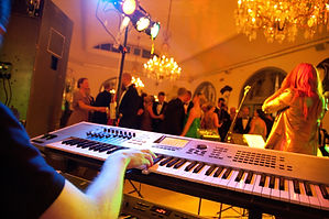 Piano em festa