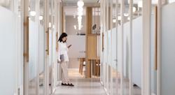 Bürokorridor