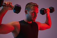 Exercises with Dumbbells