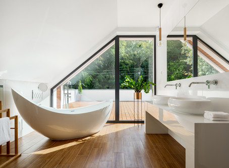 Form and function: design the perfect bathroom