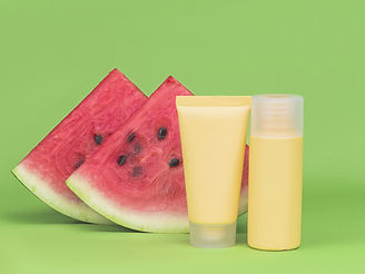 Watermelon and Lotion