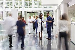 Hastane Çalışanları