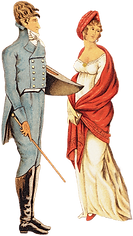French Medieval Couple