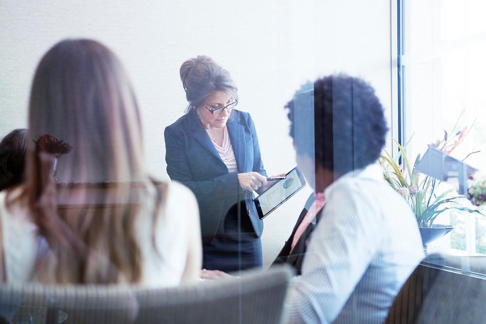Mulheres CEO ainda são poucas