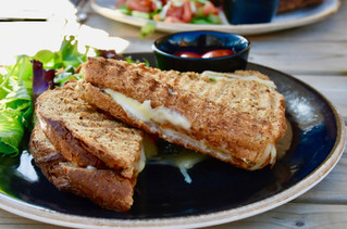 4/12 - Grilled Cheese Day