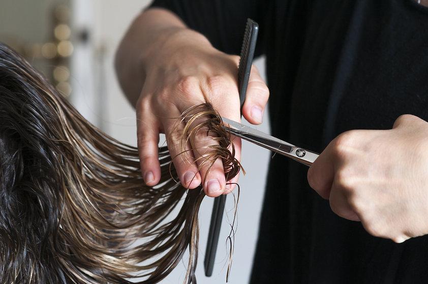 Getting a Haircut