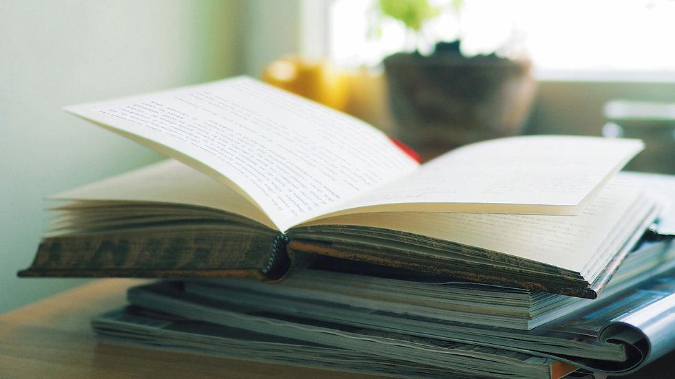 Stage week-end Ecrire un roman en 5 étapes