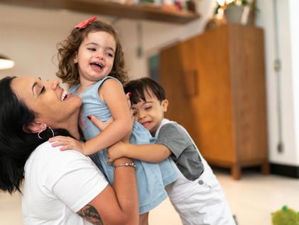 Gérer son temps en famille - La théorie des 3 Temps