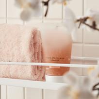 Мыло и полотенце