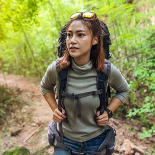 Forest Backpack Traveller