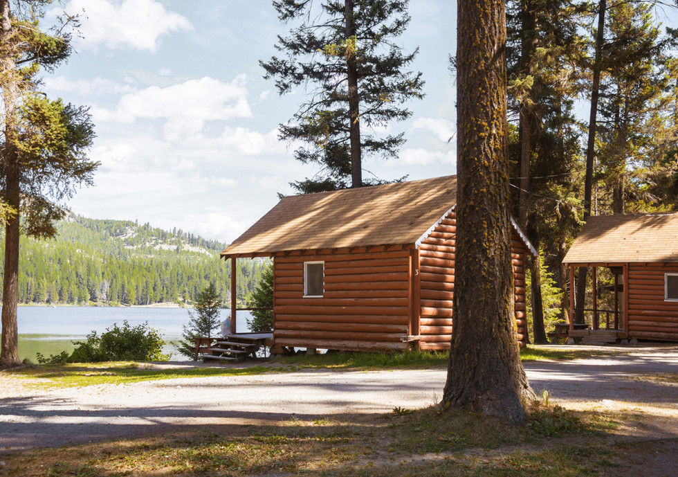 Cabins in Wood