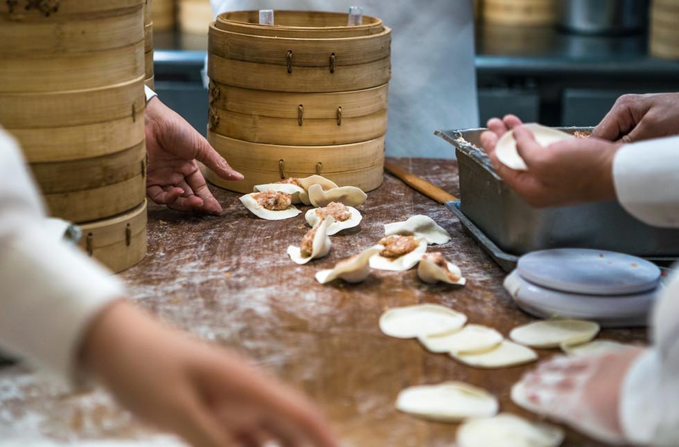 Handmade Dumplings