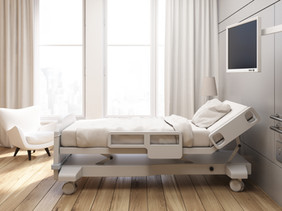 Krankenhäuser & Pflegeheime