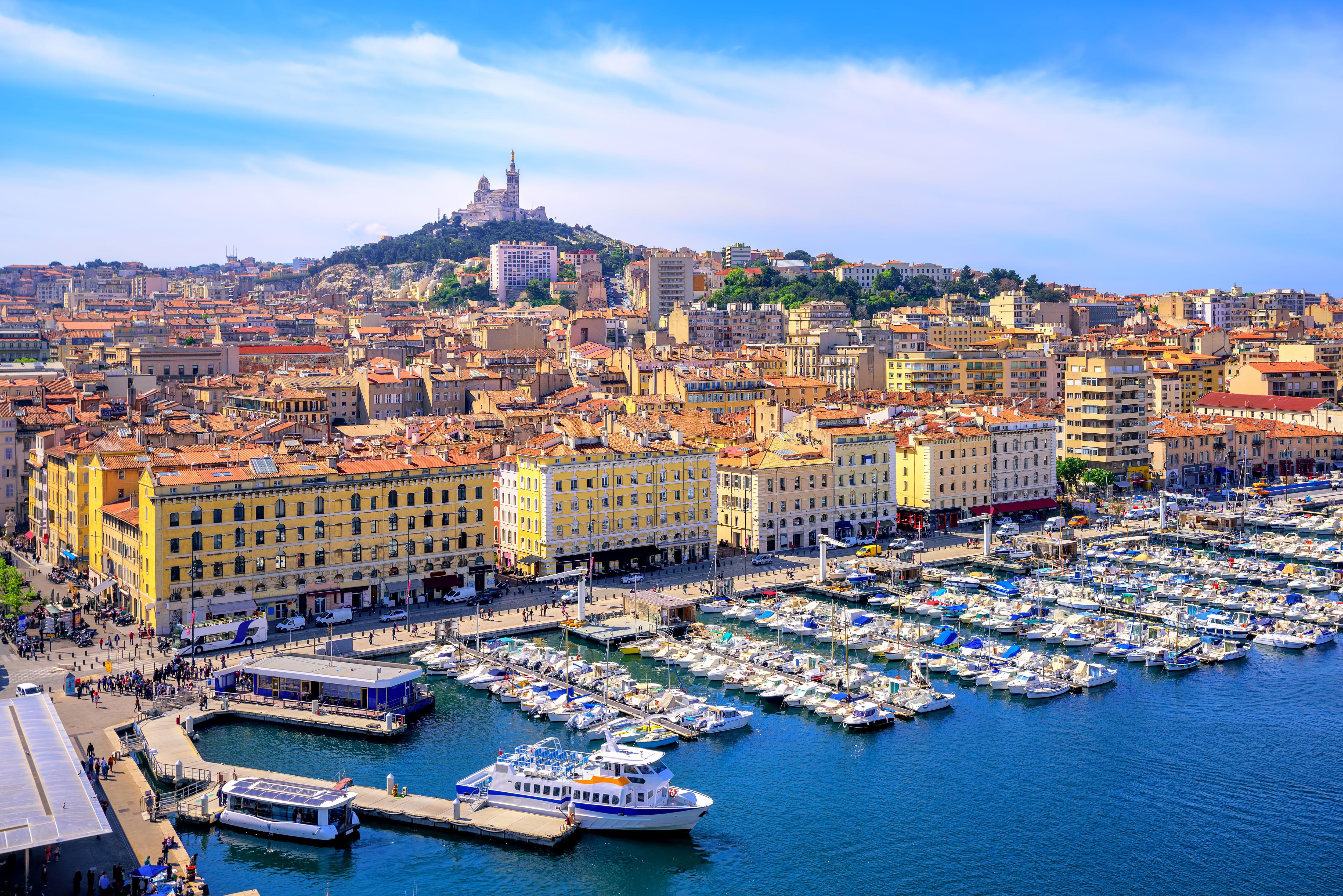 A Marseille proche du Vieux Port