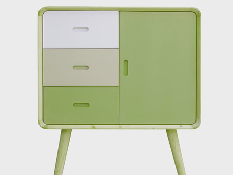 What Goes Around, Comes Around....Avocado Green May be Back in Style!