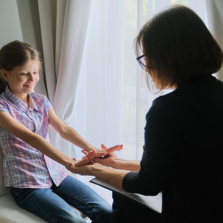 Why demanding parents have high achieving children?
