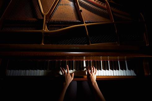 Pianistin