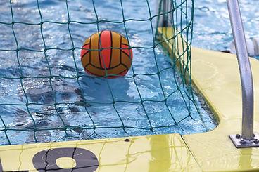 Netz und Ball
