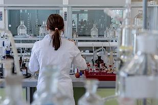 Trabalhador de laboratório