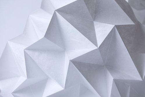 Radial Paper Sculptures
