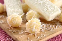 Dessert with Coconut