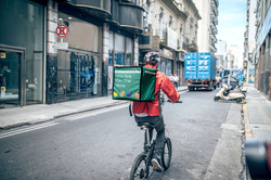 Bicycle Delivery Guy