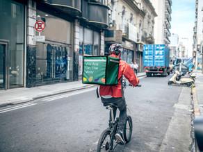 Самозанятые и доставка товаров