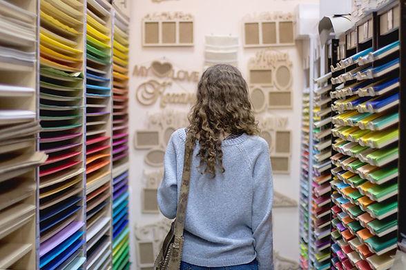 Art Supply Store