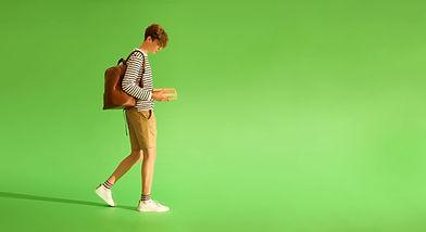 Teenage Schoolboy