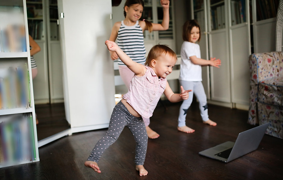 Virtual Dance Class