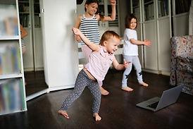 Clase de baile virtual