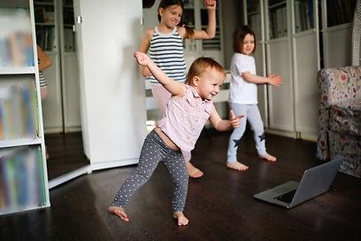Virtual Dance Class