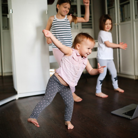 A Positive Look At The New Norms In Dance Studios