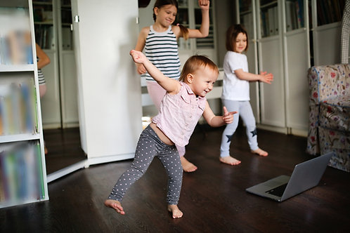 Tiny Tots- Song & Dance - Tuesday