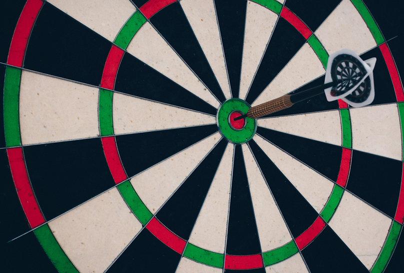 Dartboard Bullseye