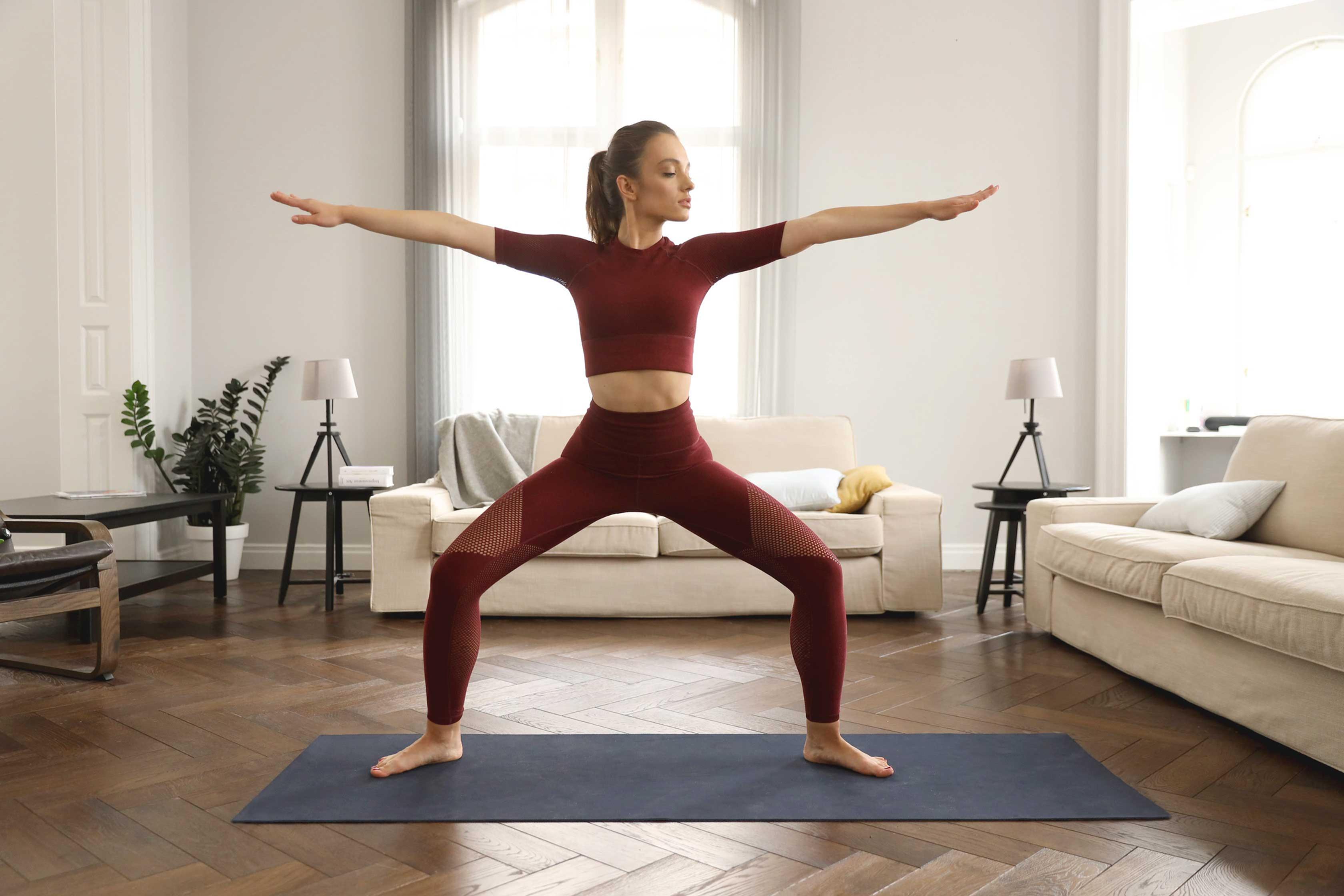 Morning Gentle Yoga - Zoom