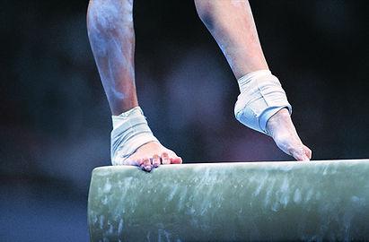 Gymnasts Feets