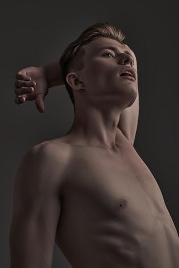 Shirtless Portrait