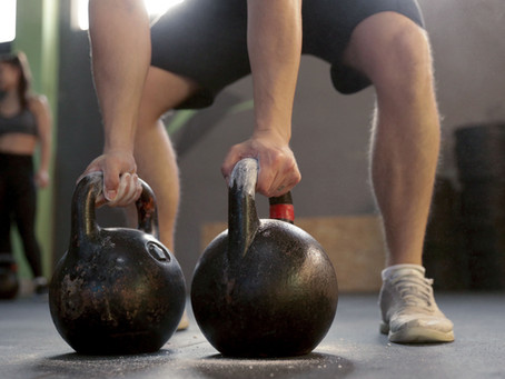 3 Advanced Kettlebell Techniques